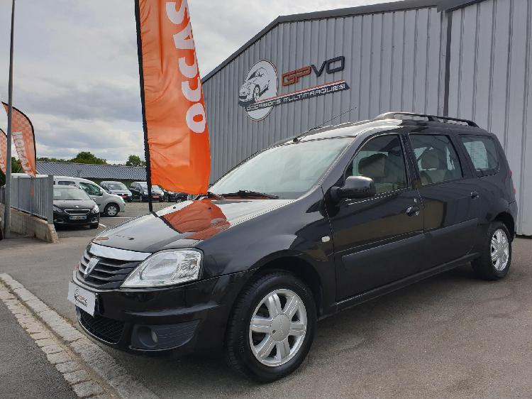 Dacia logan mcv diesel montreuil-le-gast 35 | 4990 euros