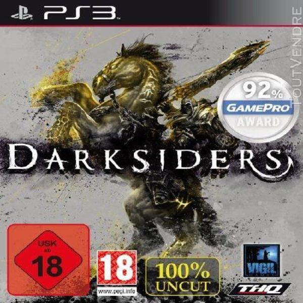 Darksiders - platinum [import allemand] [jeu ps3]