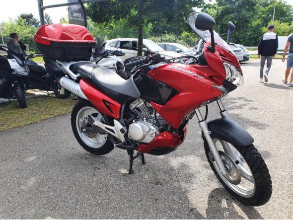 Honda xl varadero 125 v de luxe