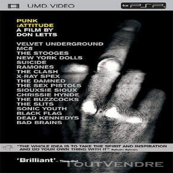 Punk: attitude- umd