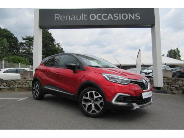 Renault captur tce 120 energy edc intens