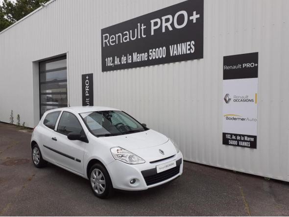Renault clio iii societe dci 75 eco2 air euro 5