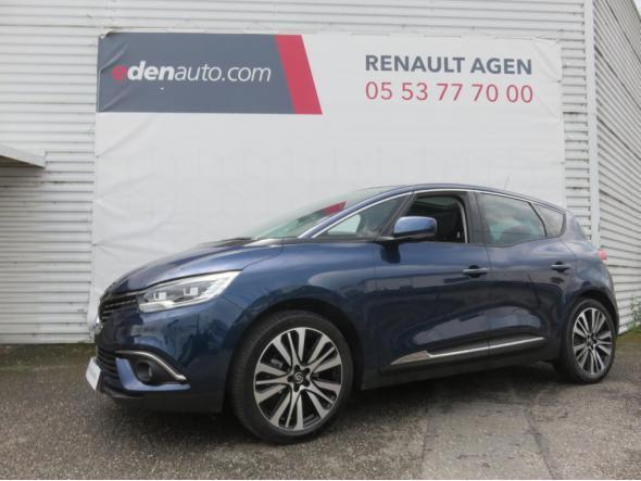 Renault scénic iv tce 160 fap edc initiale paris