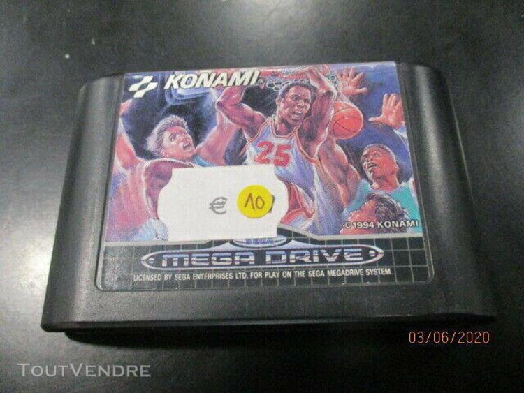 Sega mega drive hyperdunk cartouche seule