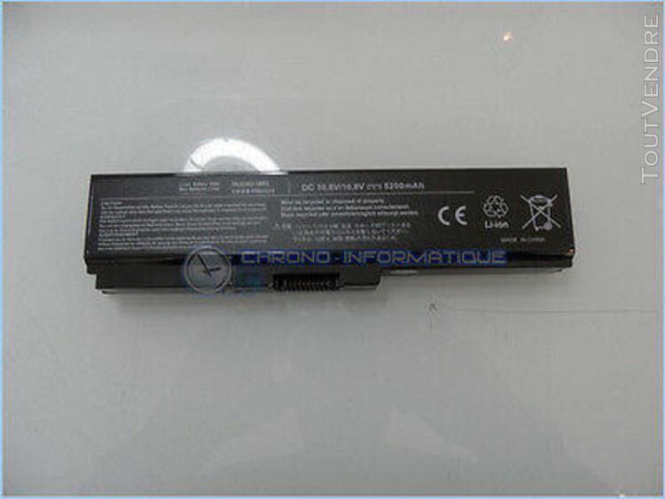 Toshiba satellite m321 - batterie neuve 10,8v 5200mah / bat