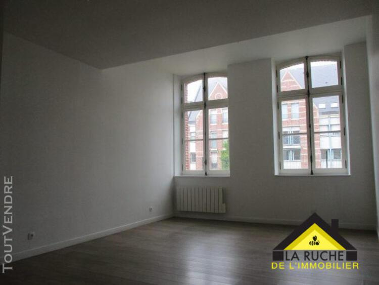 Appartement type 2 avec jardinet