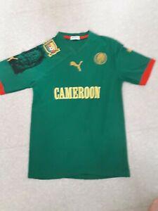 Cameroun maillot foot cameroun equipe national bon etat