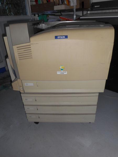 Copieur epson aculaser c9100 occasion, bordeaux (33100)