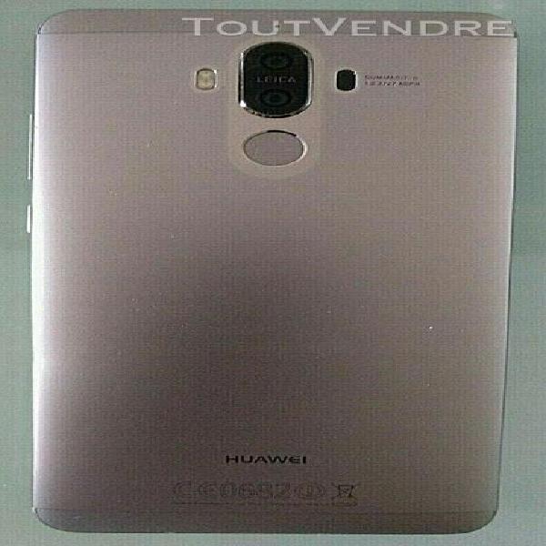 Huawei mate 9 modèle mha-l29 64 go dual sim - gris -