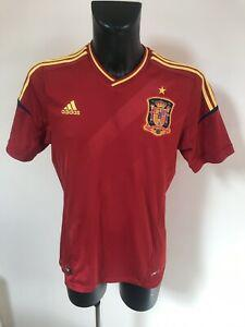 Maillot foot ancien vintage espagne taille l