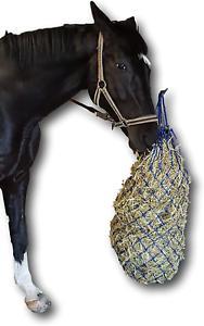 Pferdelinis filet à foin pour chevaux - mailles serrées de