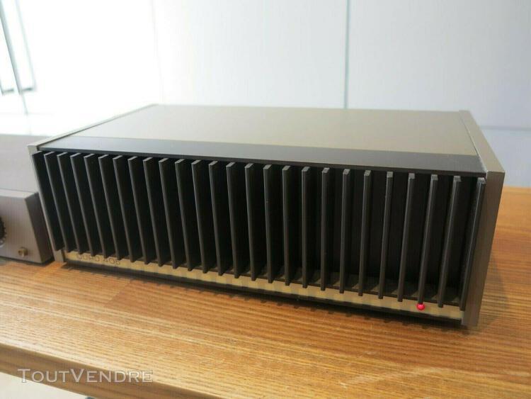 Superbe ensemble audiophile quad 34 + quad 405
