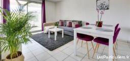 Anglet centre t2 gd confort terrasse 24 m² + wifi