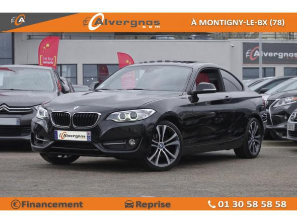 Bmw serie 2 (f22) coupe 218i 136 sport bva8