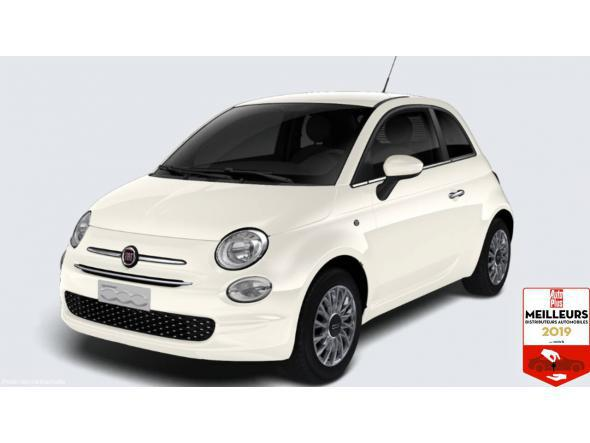 Fiat 500 serie 8 euro 6d