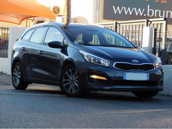 Kia cee'd sw 1.6 crdi 136ch isg active dct7