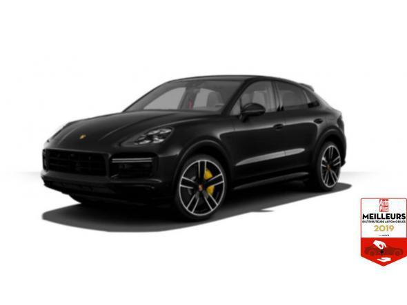 Porsche cayenne coupe turbo s e