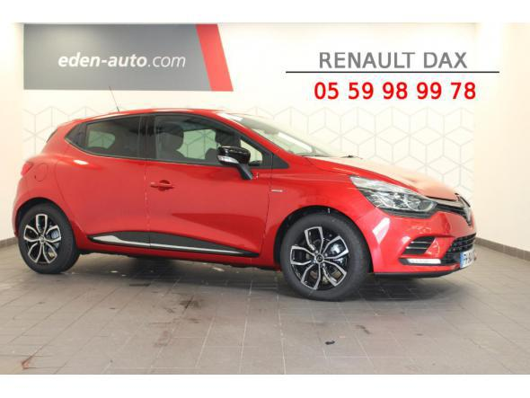 Renault clio iv tce 90 energy limited