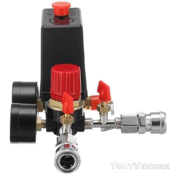 240v ac régulateur compresseur d'air pompe de contrôle de