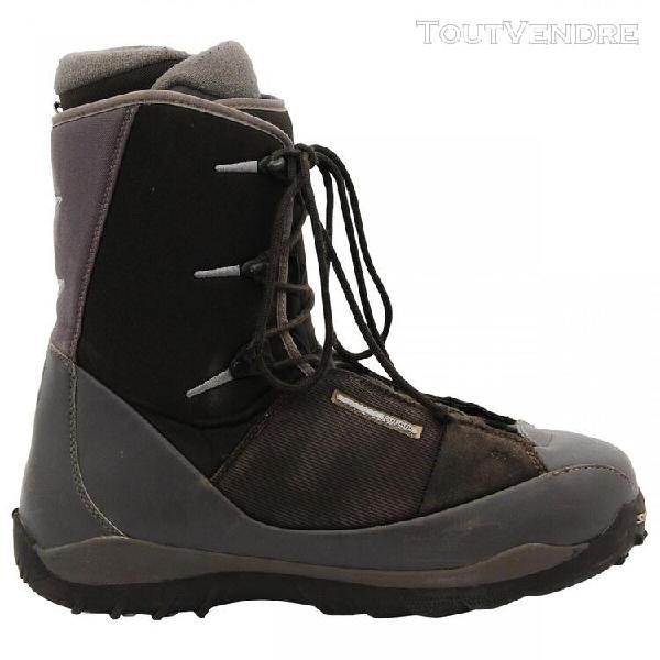 Boots occasion de snowboard salomon symbio
