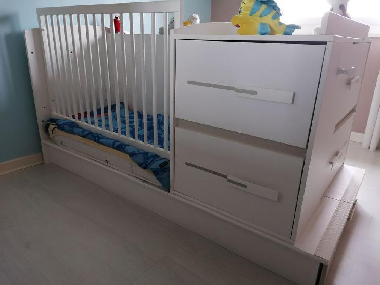 Chambre complète bébé / enfant marque aubert occasion,