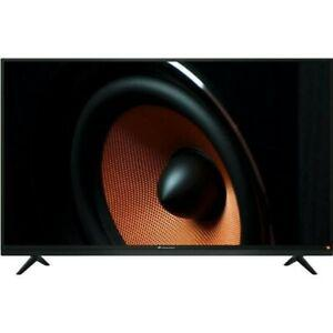 Continental edison tv led hd 80cm (32') barre de son