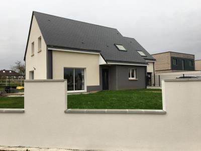 Maison à vendre lisieux 5 pièces 100 m2 calvados