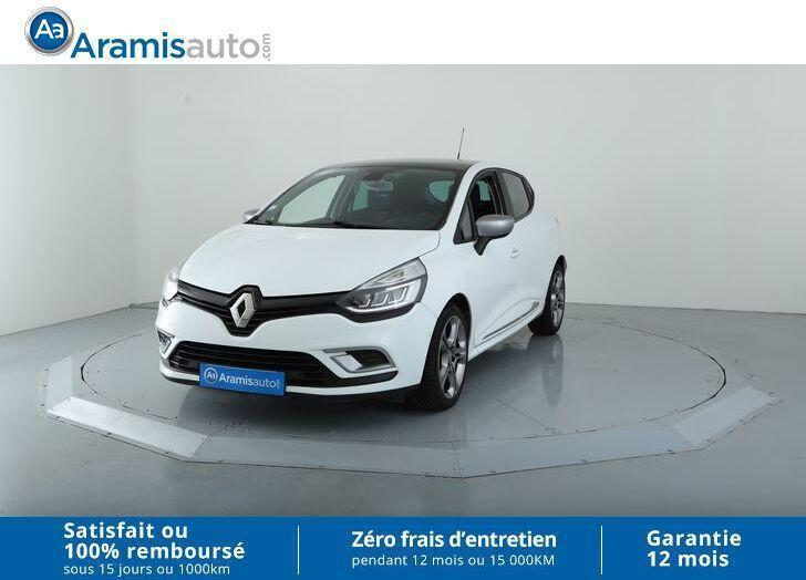Renault clio 4 essence rennes 35 | 12990 euros 2017 16279900