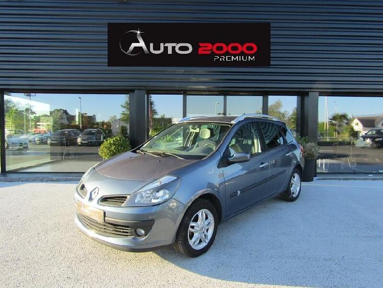 Renault clio estate diesel chevaigne 35 | 5380 euros 2008