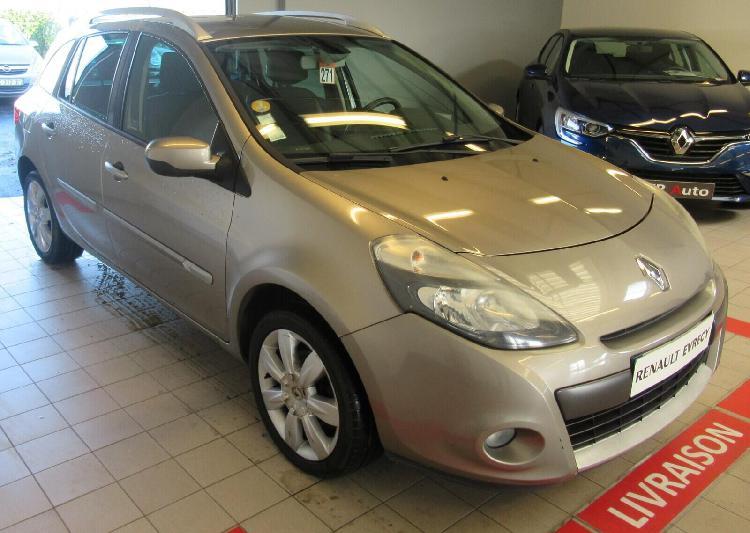 Renault clio estate diesel evrecy 14 | 5990 euros 2009