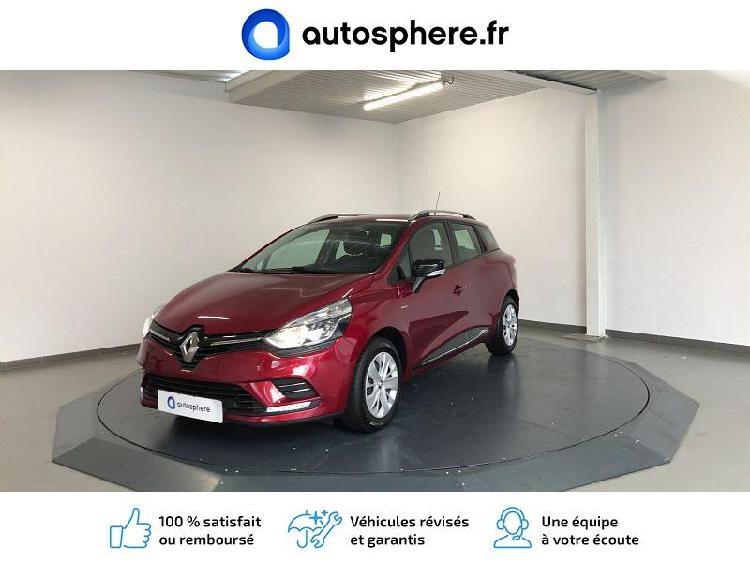 Renault clio estate essence reze 44   10790 euros 2018