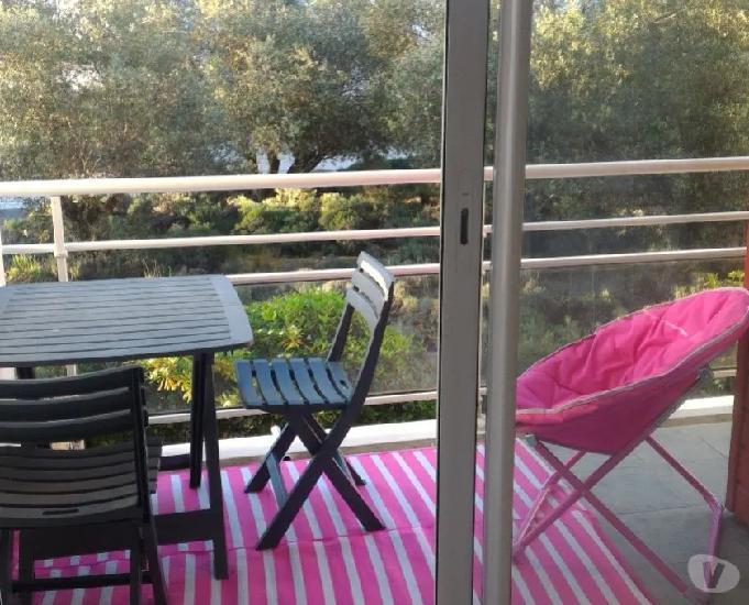 Beau studio coeur des minimes terrasseparking