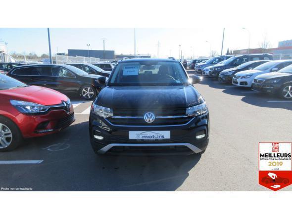 Volkswagen t cross lounge tsi 115 dsg7 + pack hiver