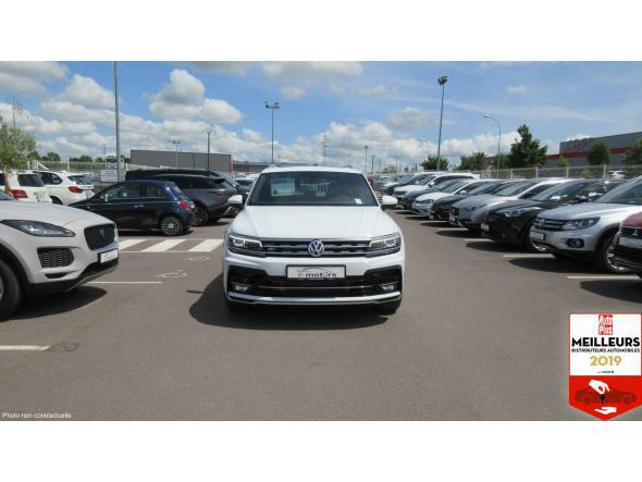 Volkswagen tiguan carat 2.0 tdi 190 dsg7 4motion + pack r