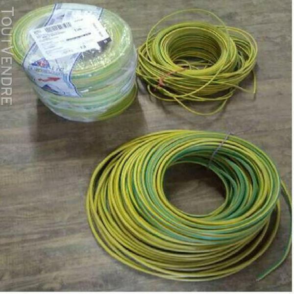 Câble de terre 6 et 16mm²