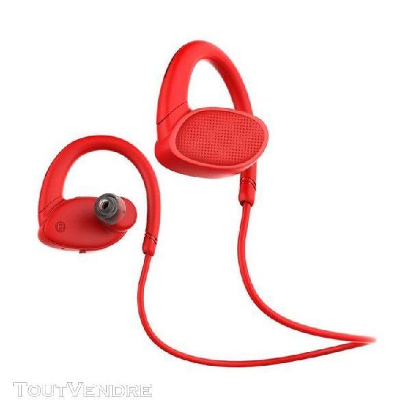 Couteur bluetooth x9 sports ecouteur portable sans fil