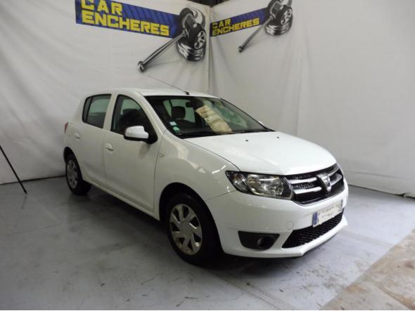 Dacia sandero 1.5 dci 75 laureate 5p