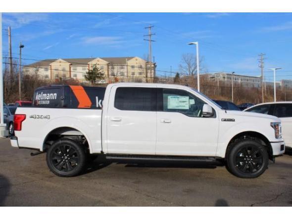 Ford f 150 lariat 2020