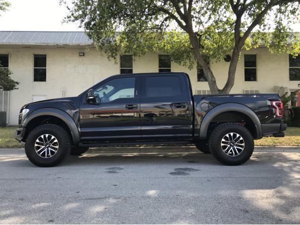 Ford f 150 raptor 2020