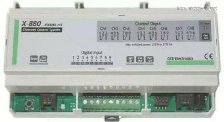 Module d'extension x-880 pour ipx800 v3
