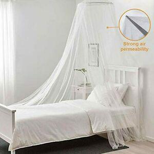 Moustiquaire de lit, moustiquaire lit pour lit double et