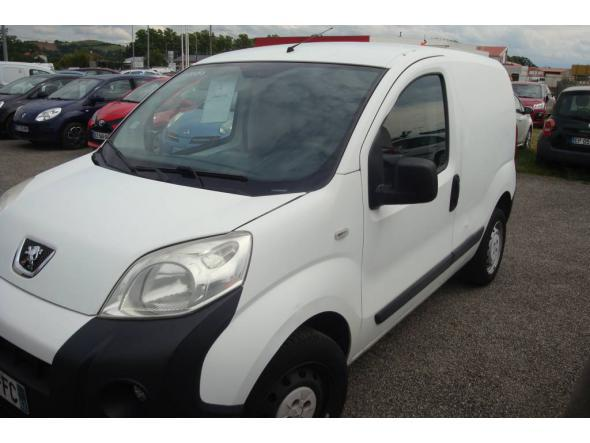 Peugeot bipper pack cd clim 117 l1 1.4 hdi