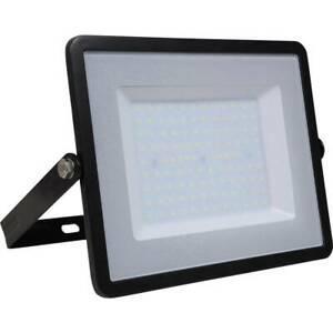 Projecteur led extérieur 100 w 1x led intégrée blanc