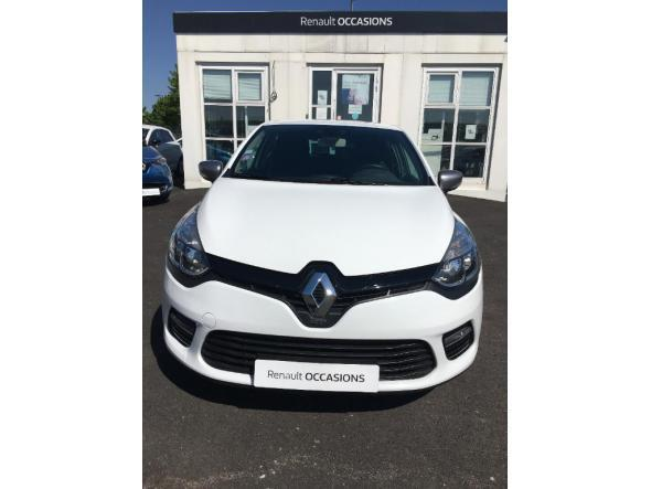 Renault clio iv tce 120 gt edc