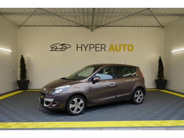 Renault scénic iii dci 110 fap eco2 dynamique euro 5