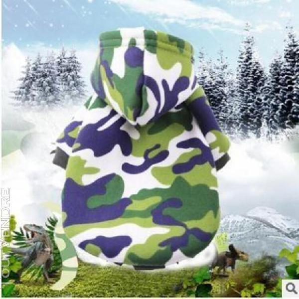 Sweats à capuche chien vêtements pour animaux chiens