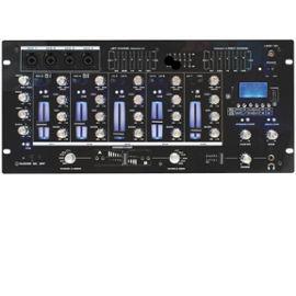 Table de mixage dj à 6 canaux / 14 entrées bst