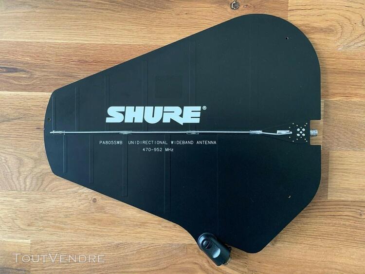 Antenne shure pa805swb