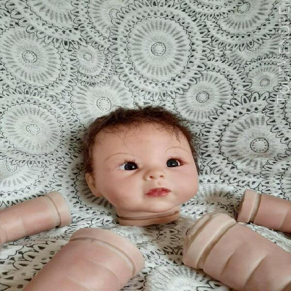 Bébé reborn de collection