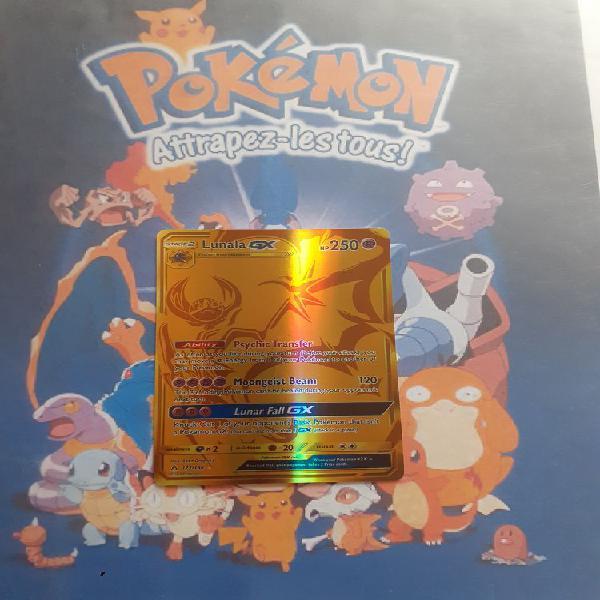 Carte pokemon gx, méga et fantom neuve. neuf/revente,